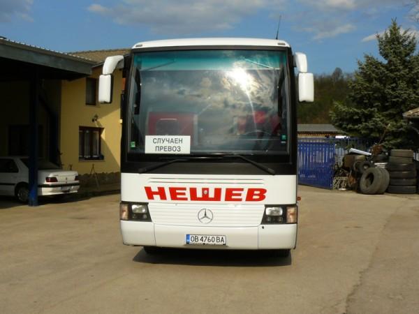 Mercedes O 404 10 RHD