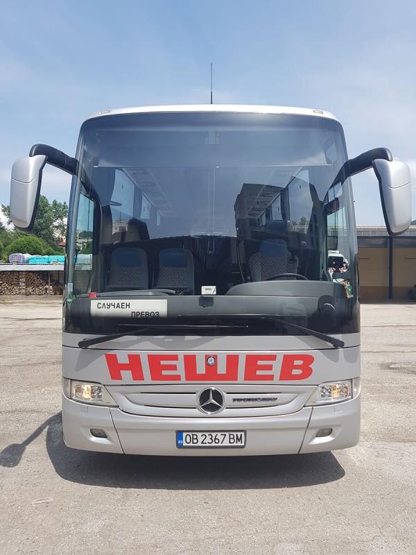 Mercedes Benz Tourismo